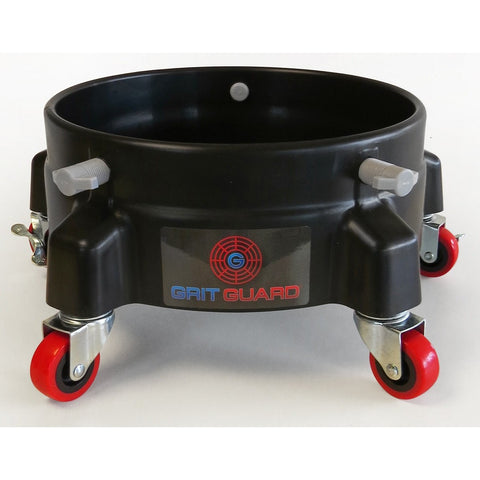 Grit Guard Bucket Dolly | professional car detailing products | Car Detailing products | wash bucket dolly