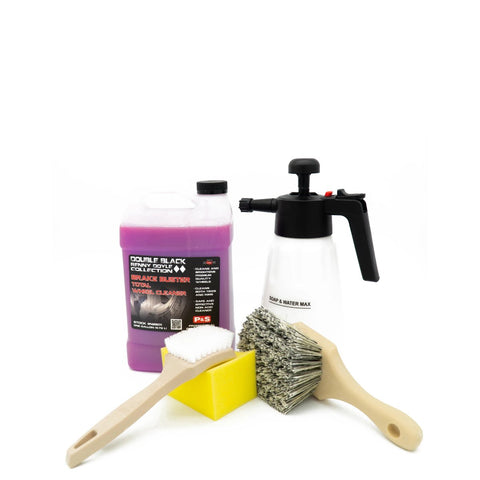 Complete Wheel Cleaning Kit