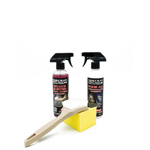 Wheel Cleaning Fanatic Kit