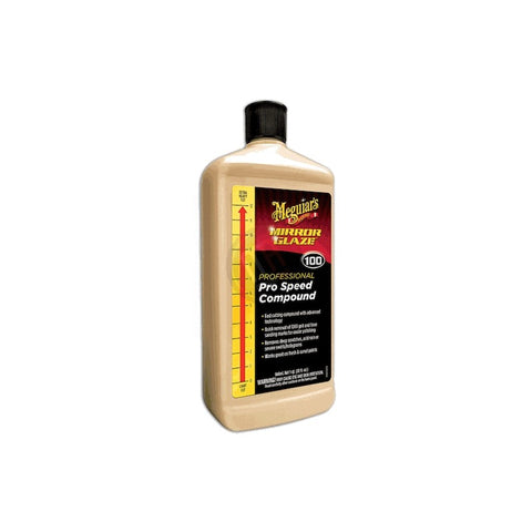Meguiar's Mirror Glaze Pro Speed Compound M100