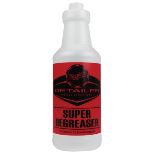 Car Detailing products | Car Detailing products on sale | Secondary Bottle | Super Degreaser Secondary Bottle