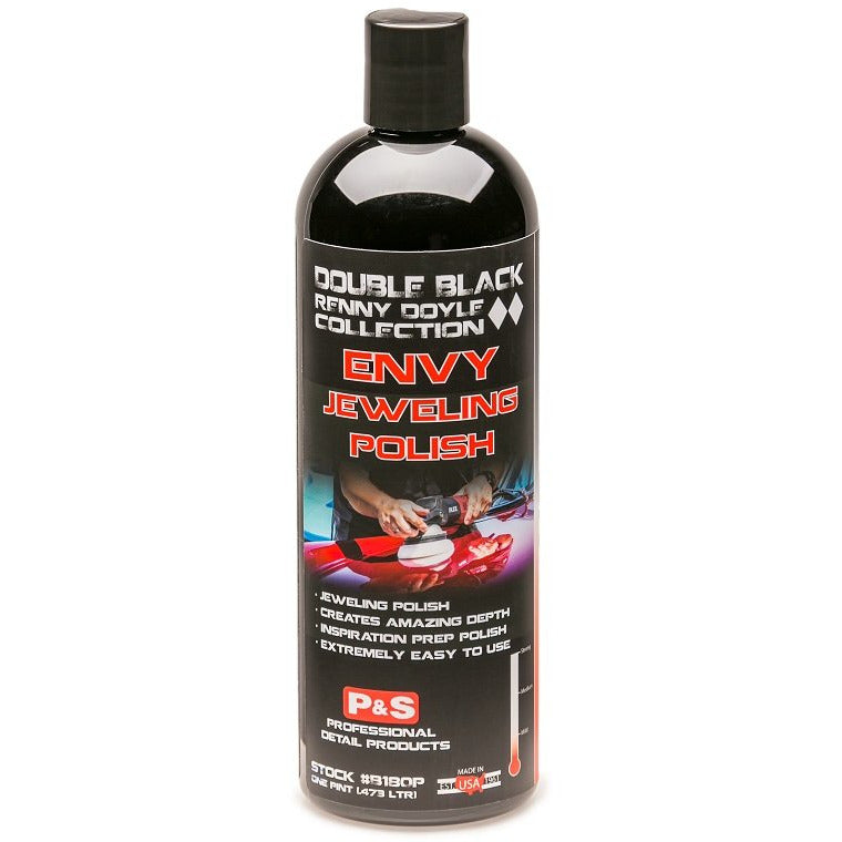 Car Detailing products | Car Detailing products on sale | Renny Doyle Products |Envy Jeweling Polish | Renny Doyle Double Black Collection