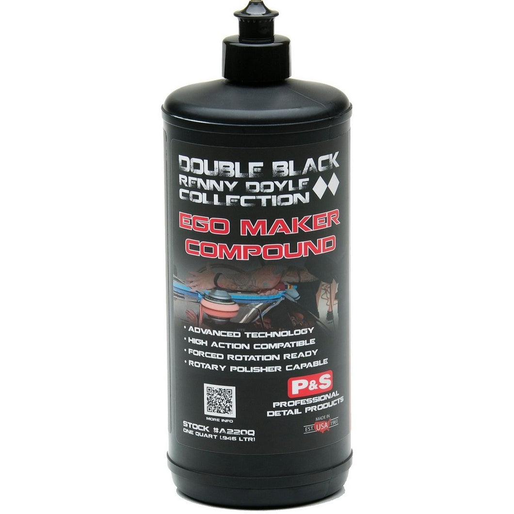 Car Detailing products | Car Detailing products on sale | P&S Renny Doyle Double Black Collection | renny doyle products