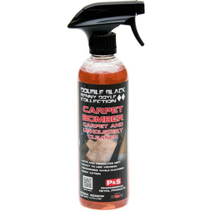 Car Detailing products | Car Detailing products on sale | P&S Renny Doyle Double Black Collection | Carpet Bomber Carpet