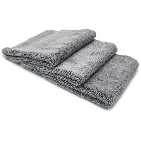 Autofiber Detailer's Delight - Heavy Weight Microfiber Detailing Towel (3 Pack)