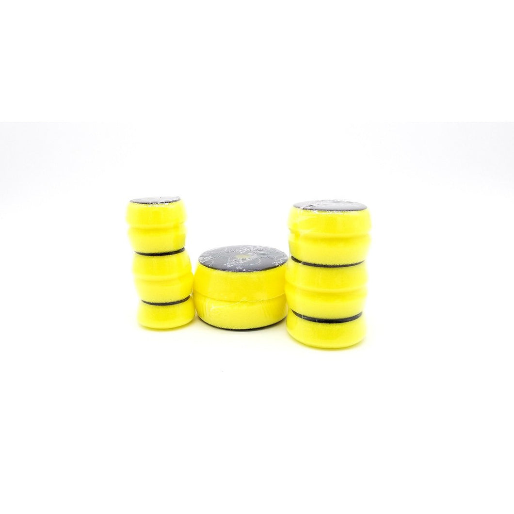 ZviZZer Yellow Fine Cut Polishing Pad