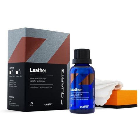 Carpro Cquartz Leather 30ML Kit