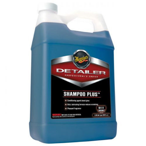 Car Detailing products | Car Detailing products on sale | Shampoo Plus | D111 Shampoo Plus 128oz