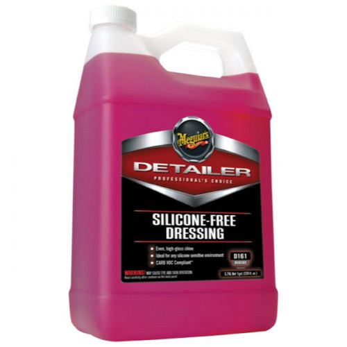 Car Detailing products | Car Detailing products on sale | Detailer Silicone-Free Dressing | Meguiar's D161 Detailer Silicone Free Dressing