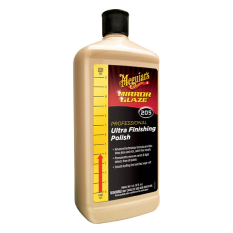 Car Detailing products | Car Detailing products on sale | Mirror Glaze Ultra Finishing Polish | M205 Ultra Finishing Polish