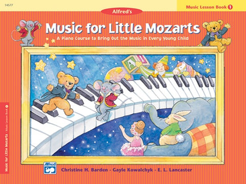 Music for Little Mozarts: Mussic Lesson