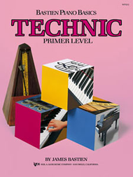 Bastien Piano Basics Technics Books