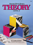 Bastien Piano Basics Theory Books