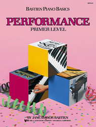 Bastien Piano Basics Performance Books