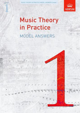 Music Theory in Practice Answers by Eric Taylor