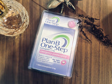Plan B One-Step Morning After Emergency Contraceptive Pill