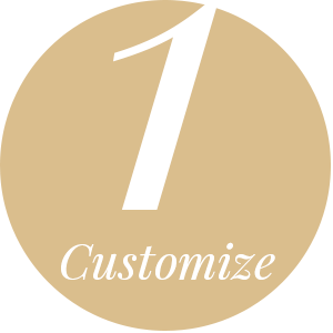 The Details of Your Customization