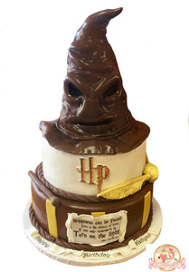 Harry Potter by JK Rowling Themed Cakes - CakEffect Bakery