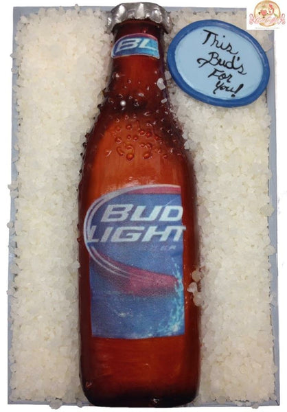 Bud Light on Ice Groom's Cakes Alabama