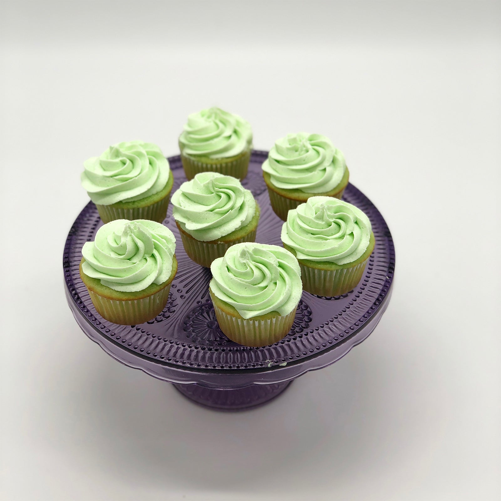 CakeDelights Key Lime Cupcakes
