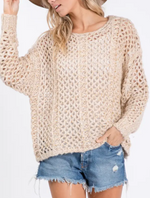 Load image into Gallery viewer, Chunky Knit Sweater