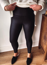 Load image into Gallery viewer, Gemma Faux Leather Leggings