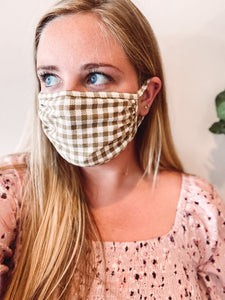 Pattern Reusable Face Mask