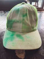 Load image into Gallery viewer, Tie Dye Hat in Neon