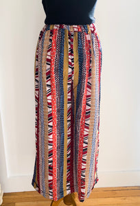 Boho Striped Pants