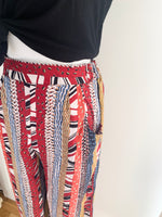 Load image into Gallery viewer, Boho Striped Pants