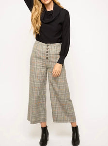 Rainbow Stitch Culottes