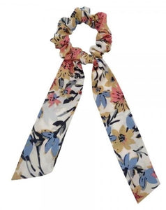 In Bloom Scarf Scrunchie