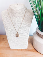 Load image into Gallery viewer, Gold Initial Necklace *pre order*