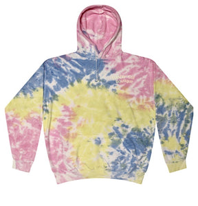Cotton Candy Tie Dye Hoodie