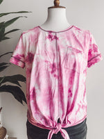 Load image into Gallery viewer, Sun Kissed Tie Dye Tee