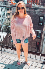 Load image into Gallery viewer, Summer Nights Sweater