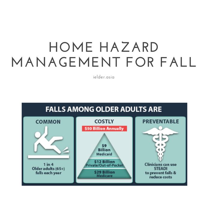 Home Hazard Management for fall