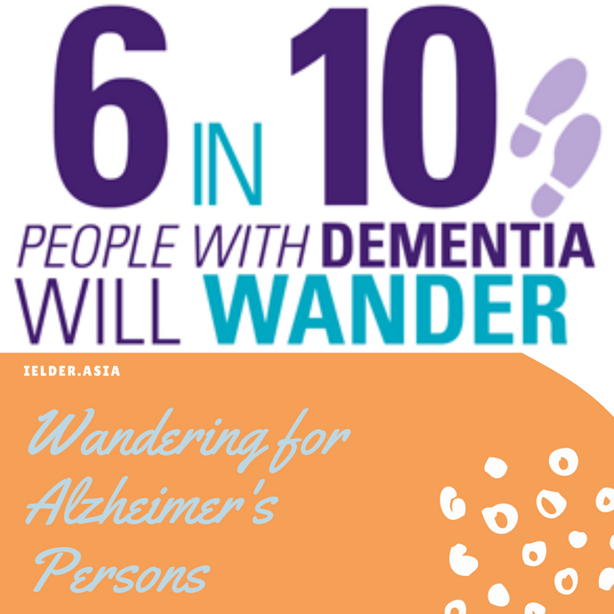 Wandering for Alzheimer's Persons