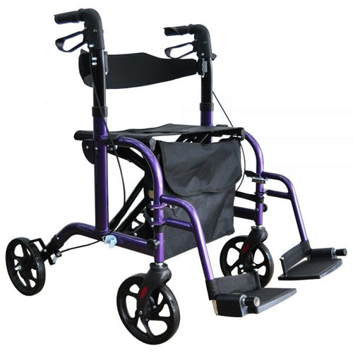 Foldawheel Walker Manual Series (ROLLATOR) 18