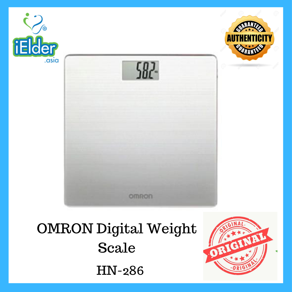 OMRON Digital Weight Scale HN-286