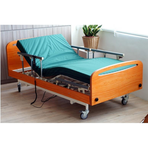 [Pre Order]  Comfort Electric Home Care Bed 3 function Brown