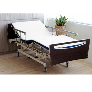 [Pre Order] Comfort Premium Electric Home Care Bed 3 functions Dark Brown