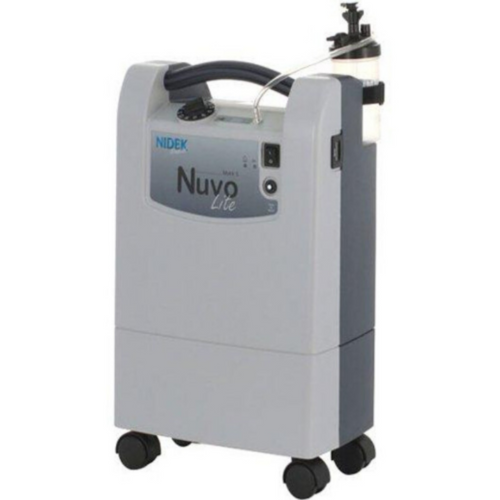 NUVO Lite Stationery Oxygen Concentrator 5 Litres (Nidex Oxygen Concentrator from US)