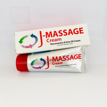 J- Massage Cream Glucosamine& Emu Oil Cream