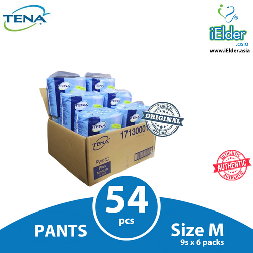 TENA Pants Plus Adult Diapers