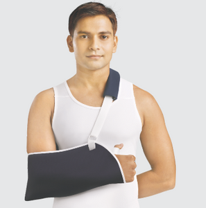 DYNA Arm Sling - Delux - Asian Integrated Medical Sdn Bhd (ielder.asia)