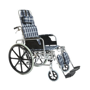 Aluminium Lightweight Recliner Wheelchair