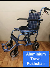 "Aluminium Travel Pushchair with Carry Bag 7kg (14""/16"")"