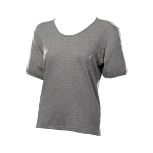 ion conductive t-shirt silver