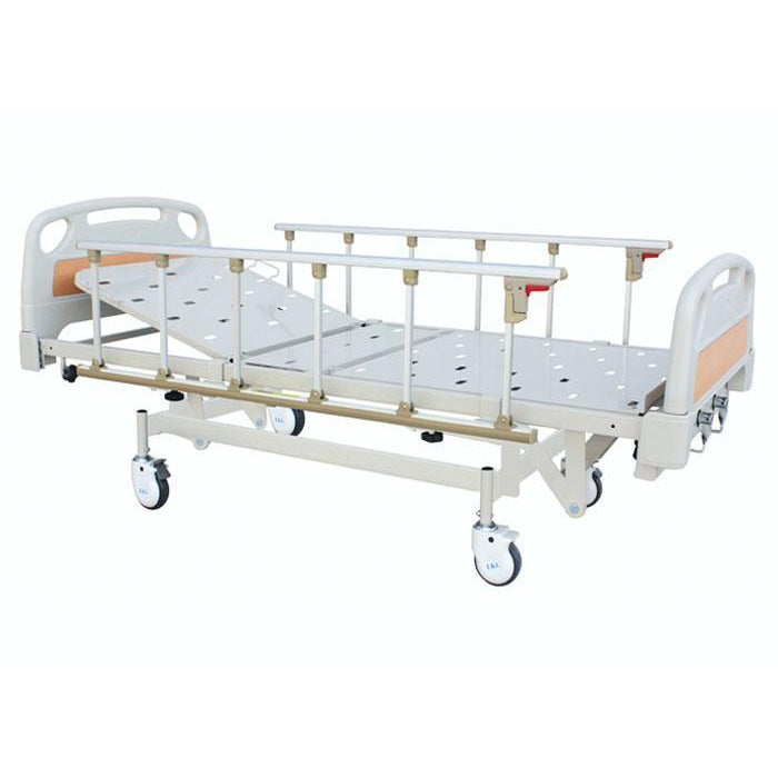 Manual Hospital Crank Bed without siderail (BA 3010) - Asian Integrated Medical Sdn Bhd (ielder.asia)